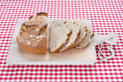 Fresh bread - p4641561 by Elektrons 08