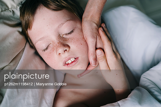 Mutterliebe - p1262m1198412 von Maryanne Gobble