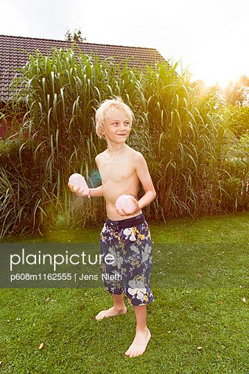 Kindheit - p608m1162555 von Jens Nieth