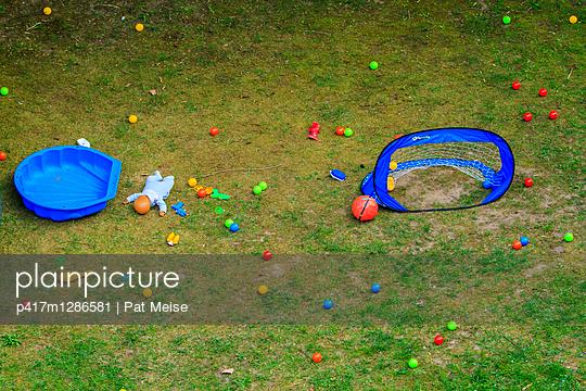 Kindergeburtstag - p417m1286581 von Pat Meise