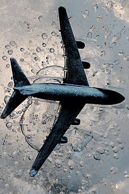 Flugzeugabsturz     - p450m1109230 von Hanka Steidle