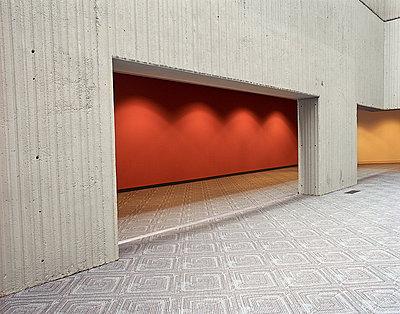 Leerstehende Räume - p4140167 von Volker Renner
