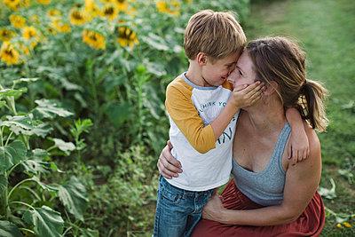 Glücklich - p1361m1488358 von Suzanne Gipson
