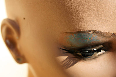 Eye shadow - p5780003 by Genie C Balantac