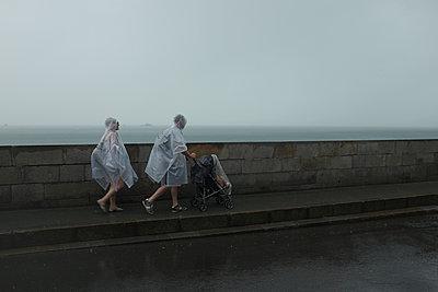 Unwetter an der Küste - p116m1467958 von Gianna Schade