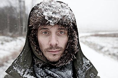 Kälte - p1272m1083320 von Steffen Scheyhing