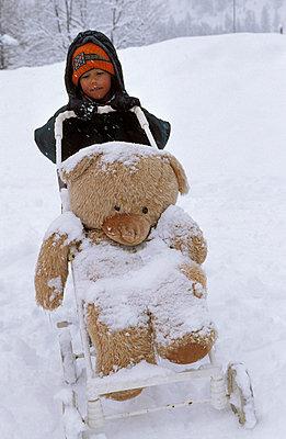 Der Bär muß mit - p0030384 von Carolin