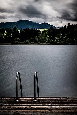 Forggensee im Ostallgäu - p248m1040673 von BY