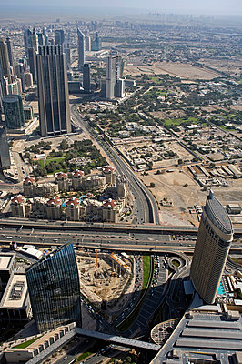 From the observation platform of the Burj Khalifa - p589m826472 by Thierry Beauvir