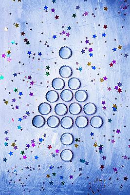 Weihnachtsdekoration - p1149m2043715 von Yvonne Röder