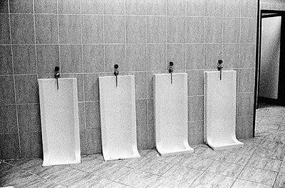 Toilets - p9110826 by Damir Ivankovic