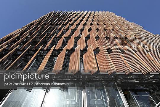 Fassade 10 - p1217m1146112 von Andreas Koslowski