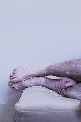 Hand and legs - p1670m2258619 by HANNAH