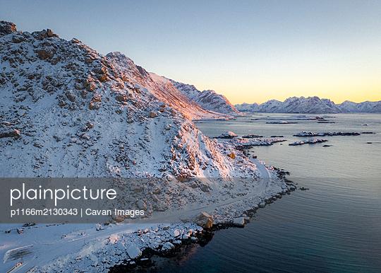 Stunning Norway - p1166m2130343 by Cavan Images