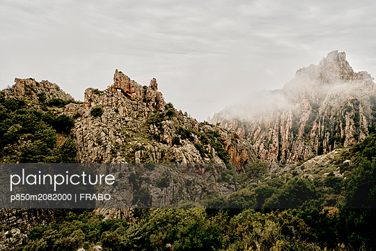 Felsenlandschaft Calanche - p850m2082000 von FRABO