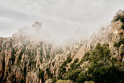 Rocky landscape, Calanche - p850m2081993 by FRABO