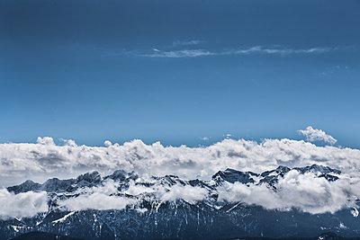 Berge  - p954m1558952 von Heidi Mayer