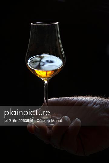 Alcohol - p1216m2260515 by Céleste Manet