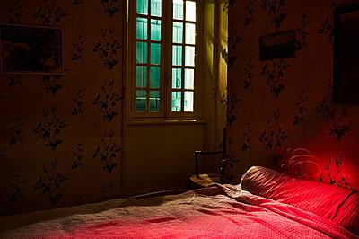 Friedliches Zimmer - p1661m2245427 von Emmanuel Pineau