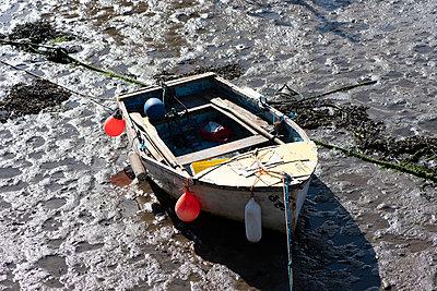 Vertautes Boot - p1560m2134123 von Alison Morton