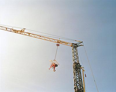 Bauwesen Detail - p4140179 von Volker Renner