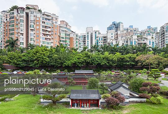 Splendid China Folk Village - p1558m2129045 by Luca Casonato