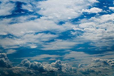 Himmel über Oberbayern - p867m1065288 von Thomas Degen