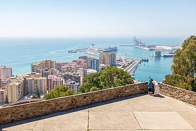Aussichtsplattform in Gibraltar - p890m1467378 von Mielek