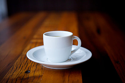 Cup of coffee - p92411981f by Christopher Villano