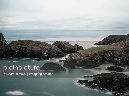 Kynance Cove - p1383m2026507 von Wolfgang Steiner