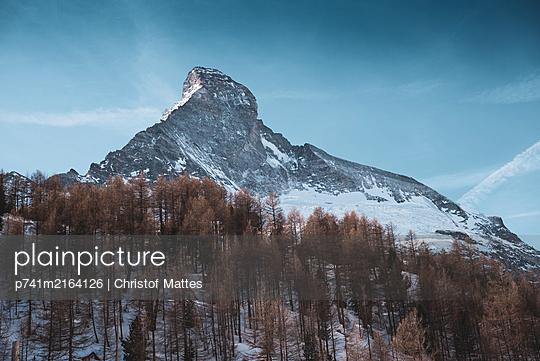 Rund um das Matterhorn - p741m2164126 von Christof Mattes