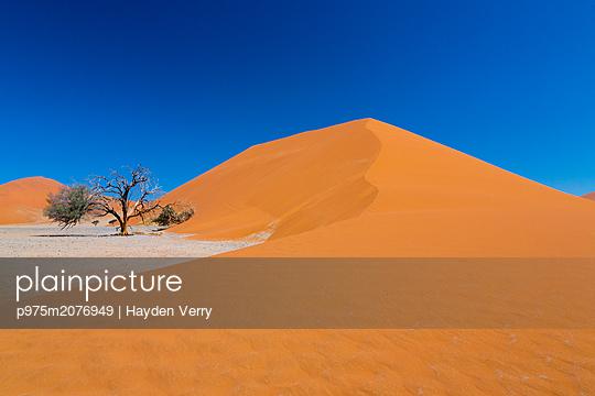 Sossusvlei  - p975m2076949 by Hayden Verry