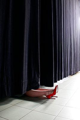 High Heels - p1105m2082576 by Virginie Plauchut