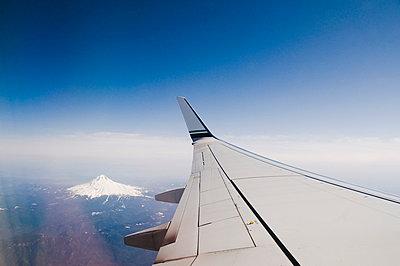 Mt. Hood; Oregon; USA - p5410112 by Sylvia Serrado