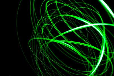 Lichtspuren - p867m1007864 von Thomas Degen