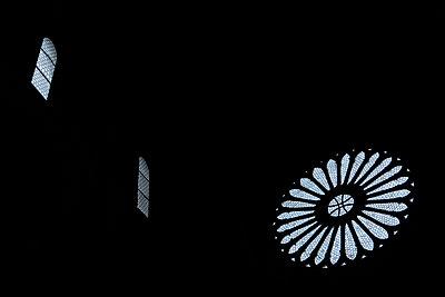 Piacenza duomo rosette  - p1691m2288627 by Roberto Berdini Bokeh