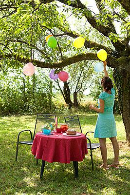 Alles für die Gartenparty - p454m739743 von Lubitz + Dorner