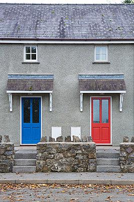 Doppelhaushälfte - p1057m855133 von Stephen Shepherd