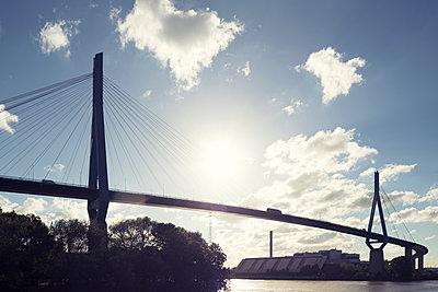 Köhlbrandbrücke - p1222m1181585 von Jérome Gerull