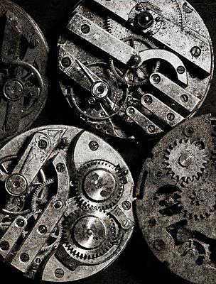 Uhrwerk - p509m984484 von Reiner Ohms