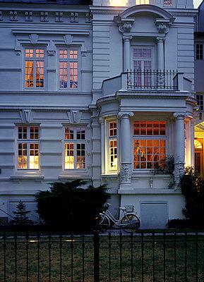 Abenddämmerung - p2370187 von Thordis Rüggeberg