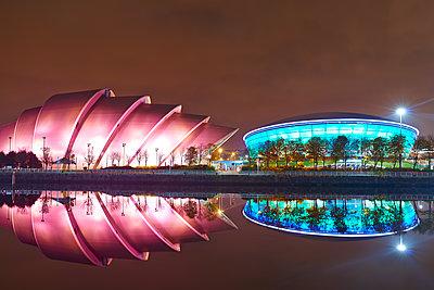 Glasgow Kultur - p587m1091802 von Spitta + Hellwig