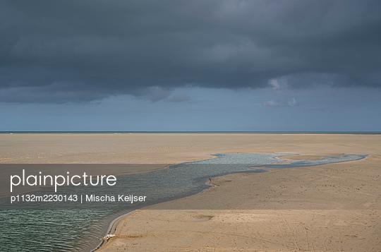 Frankreich, Strand - p1132m2230143 von Mischa Keijser