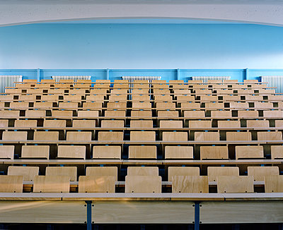 Lecture hall - p453m2157633 by Mylène Blanc