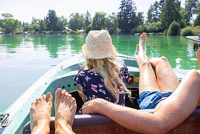 On the lake - p454m2217392 by Lubitz + Dorner