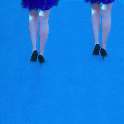 Woman´s legs - p567m822798 by Alexis Bastin