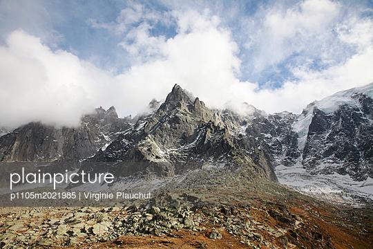 Glacier de Blaitière - p1105m2021985 von Virginie Plauchut
