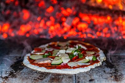 Pizza - p867m1051268 by Thomas Degen
