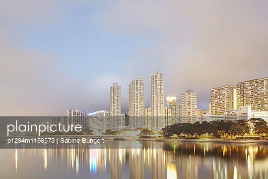 Hongkong - p1294m1159573 von Sabine Bungert