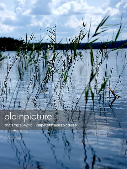 Lake - p551m2134213 by Kai Peters